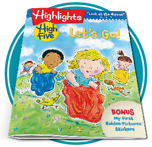 High Five™ (ages 2-6)