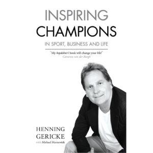 Inspiring Champions by Henning Gericke