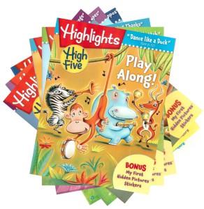Highlights High Five™ magazine vol. 1 box set
