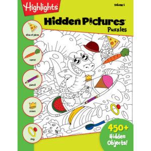 Highlights™ Hidden Pictures vol. 1.1