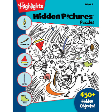 Highlights Hidden Pictures Vol 1 2 Bk Publishing Online Shop
