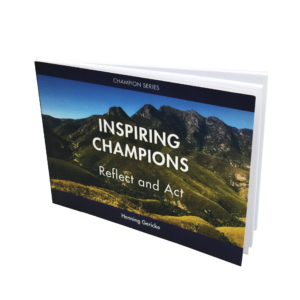 Inspiring Champions - Reflect & Act by Henning Gericke