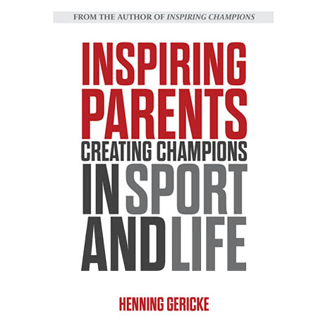 Inspiring parents by Henning Gericke (white cover)