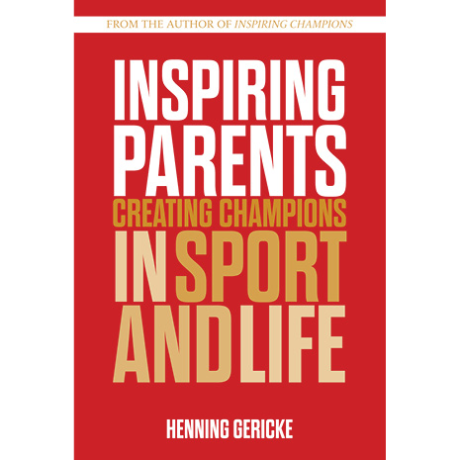 Inspiring parents - Henning Gericke (red cover)