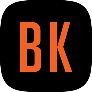 BK Publishing Logo