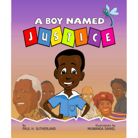 A boy named Justice