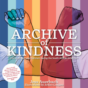Archive of Kindness by Jess Auerbach Cover
