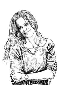 Author Jess Auerbach